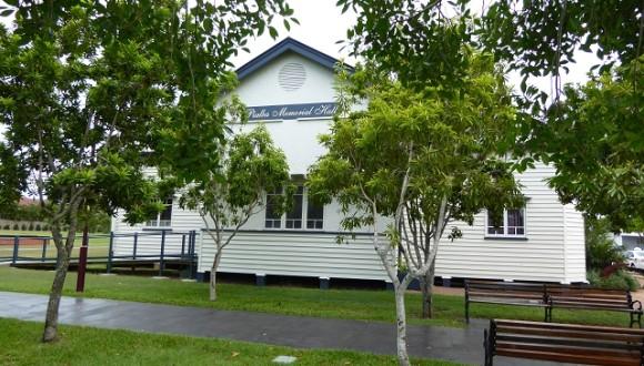 Pialba Memorial Hall